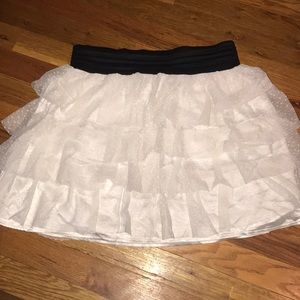 dELiA's Ruffle Mini Skirt